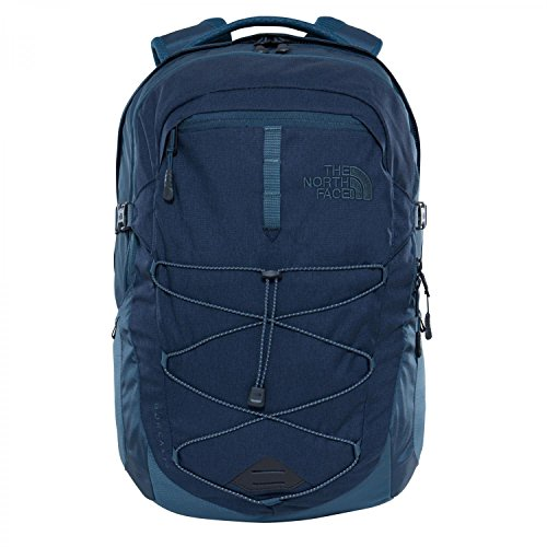 The North Face Borealis Rucksack Packs, Urban Navy/Light Heather, One size (Face Fleece The Rucksack North)