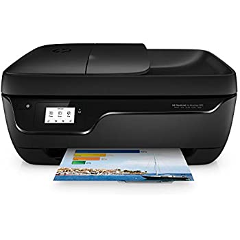 HP DeskJet 3835 All-in-One Ink Advantage Wireless Colour Printer (Black) with Auto-Document Feeder
