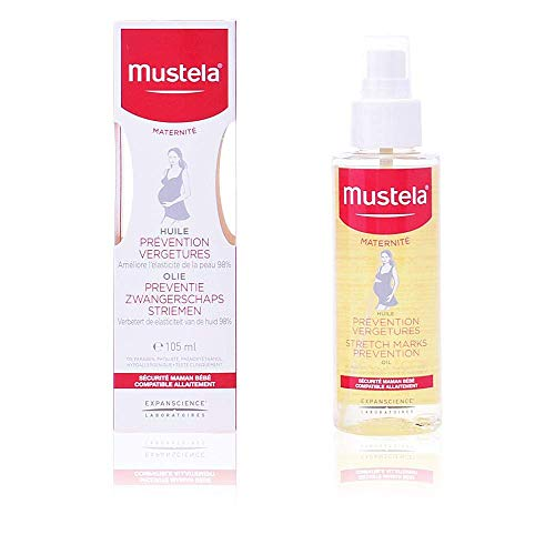 Mustela MTL00001 Olio Prevenzione Smagliature, 105 ml