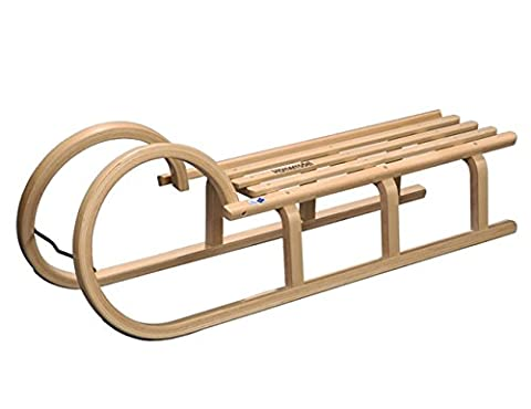 Colint Hörnerrodel Latten, 110 cm, HCL 40110 (Hörnerschlitten Mit Rückenlehne)