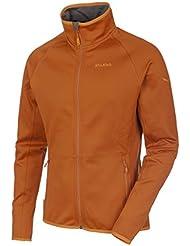 Salewa Castor 2 Pl M Fz - Soft shell para hombre, color naranja, talla L
