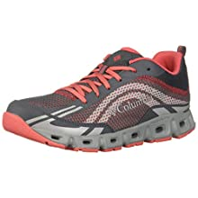 Columbia Women's Error:# Walking Shoe, Red (Graphite, Red Coral 053), 9 (42 EU)