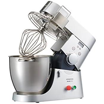 Kenwood KMP05 1500W 6.7L Argento, Grigio robot da cucina