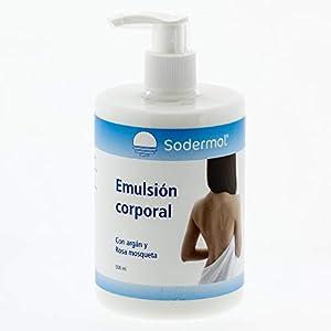 Crema corporal hidratante para el cuerpo exfoliante corporal con Rosa mosqueta y Argan body milk hydro boost de 500ml…