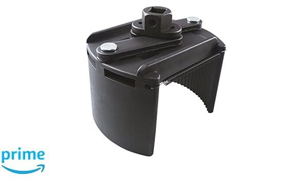 KS Tools 700.5008 Universal-/Ölfilter-Spannschl/üssel 104-150 mm