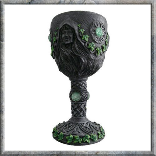 Maiden, madre Crone Chalice calice
