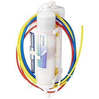 Abundant Flow Water PRO-Zeta Portable RO, White, 75 GPD