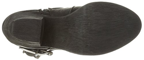 Blowfish Sworn Damen Kurzschaft Stiefel Schwarz (blk old saddle)