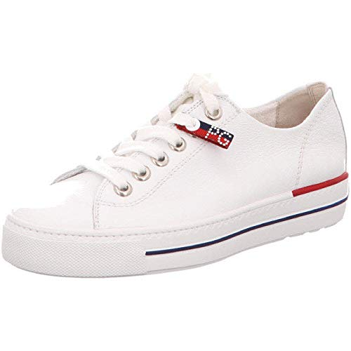 Paul Green 4760 Damen Sneakers Weiß, EU 40