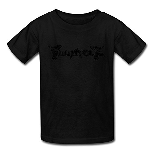 Goldfish Youth Holidays Casual Finntroll T-ShirtXLarge