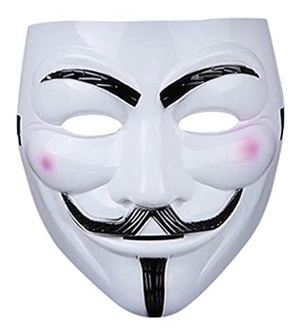 Costumes Noir Halloween Pour Les Costumes Guys - 5 x Déguisements adultes masque de qualité