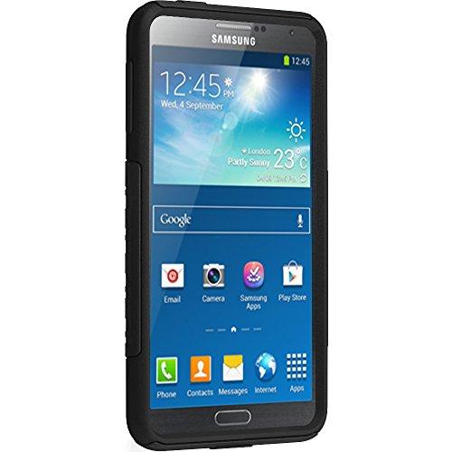 OtterBox Commuter Series Case für Samsung Galaxy Note 3, schwarz (Box Otter 3 Case Note)