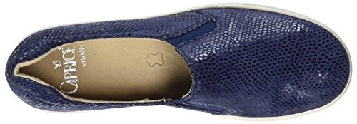 Caprice 24662 Damen Slipper Blau (ocean Rettile)