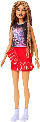 onistas Puppe im rockigen Outfit mit Rasterlocken, Spielzeug ab 3 Jahren ()