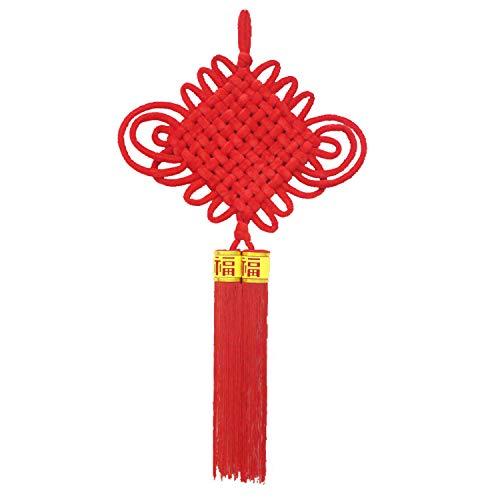 River Dream Chinesischer Knoten, Dekoration für Neujahr