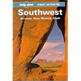 Lonely Planet the Southwest, Arizona, New Mexico, Utah (1995 ed.) by Rob Rachowiecki (1995-11-03)