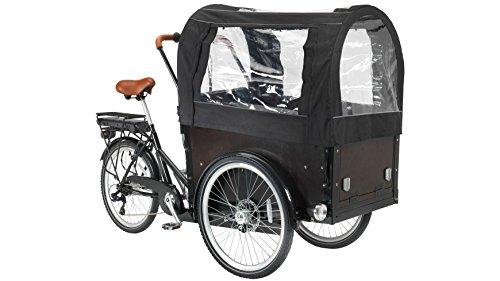GREENSTREET E-Bike Dreirad ECargo, inkl. Sitzbank, Abdeckplane 60,96 cm (24 Zoll)