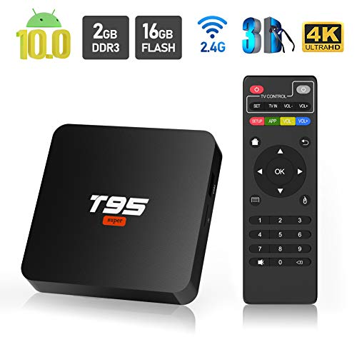 Android 10.0 TV Box, Sidiwen T95 Super Android Box