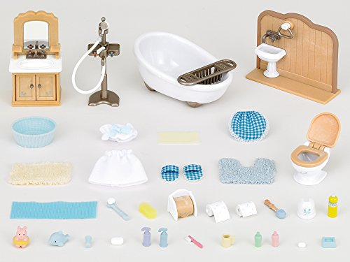 Sylvanian Family 2952 - Set Toilette