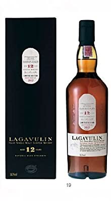 Lagavulin 12 years old 2012 Limited edition 56.1% 70cl