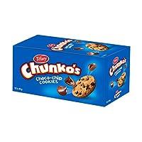 Tiffany Chunko's Bite-sized Chocolate Chip Cookies - 12 x 40g