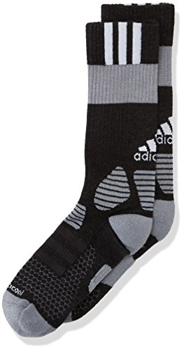 Adidas Id Light Calzettoni, Unisex, Nero/Bianco/Grigio (Ao3336 Nero/Bianco/Grigio), 43-45