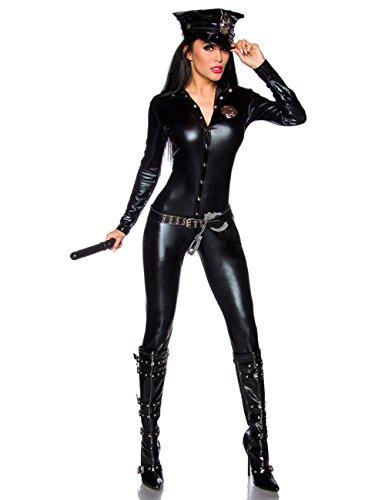 wetlook-overall-polizistin-kostum-6tlg-polizeikostum-mit-mutzegurtelhandschellen-club-outfit-strippe