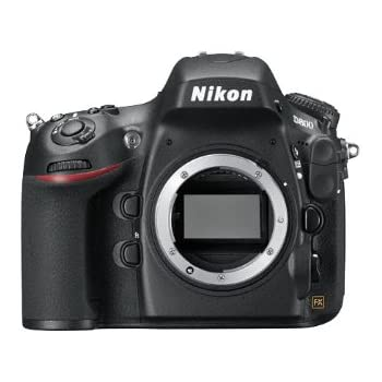 Nikon D800 Appareil photo numérique Reflex 36.2 Boîtier nu Noir