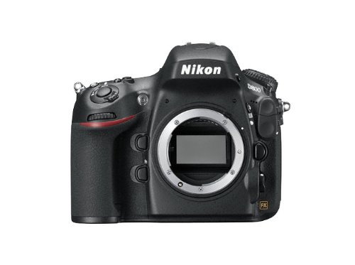 Nikon D800 SLR-Digitalkamera (36 Megapixel, 8 cm (3,2 Zoll) Monitor, LiveView, Full-HD-Video) Gehäuse schwarz