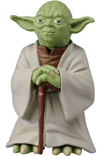 TAKARA TOMY Takaratomy Star Wars Metal Collection Mini #05 Yoda Action Figure (Bowl Yoda Candy)