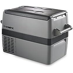 DOMETIC CF40 Glacière-Congélateur portable à compression, 37L, 12/24/230V, +10°C à -18°C, p580xh445xl360mm, Norme FR, [Classe énergétique A+]