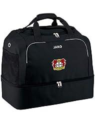 b9032cb35456b Jako Fußball Bayer 04 Leverkusen Kinder Sporttasche Classico mit Bodenfach  schwarz Größe ...