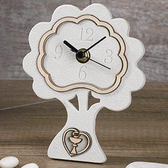 Orologio bomboniere comunione calice