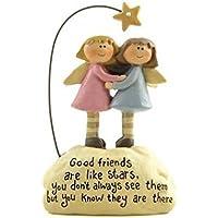 Good Friends Cute Gift/Keepsake Ornament by Heaven Sends #PHD080 by Heaven Sends