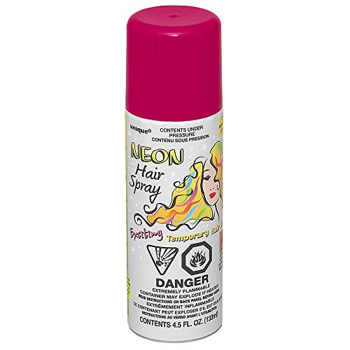 Pink Hair Spray