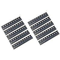 100x Bc817-40 SMD Transistor NPN 45v 0,5a 250mw Código 6cp Sot23