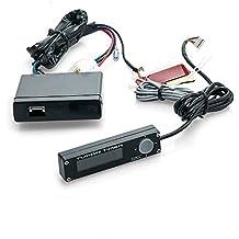 AUA Car Turbo Timer Pantalla LED Temporizador Turbo de Alta Calidad para Coche