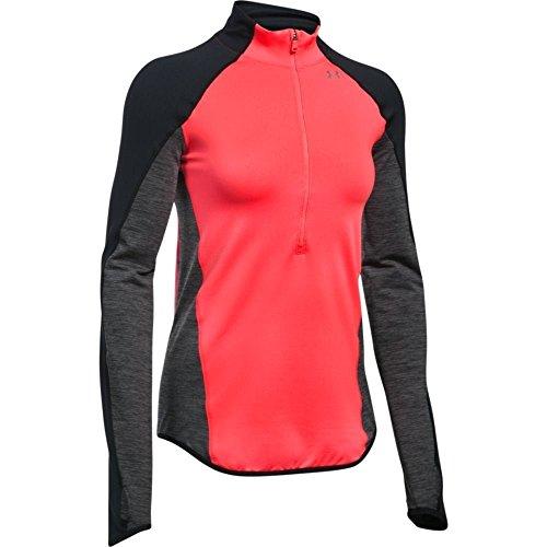 Under Armour Women's Ua Cg 1/2 Zip Long-Sleeve Shirt
