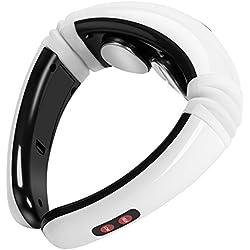 yotown multifonction intelligente Masseur cervicales et de cou, portable électrique professionnelle massaggiatori Back ento de la épaule cervicale pour le traitement de la vertèbre cervicale