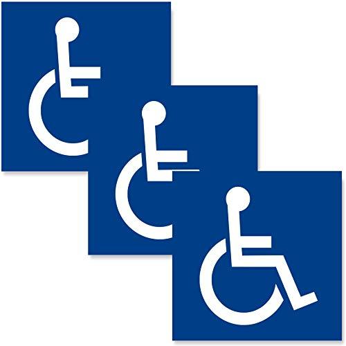 Autoaufkleber Für Behinderte Was Einkaufende