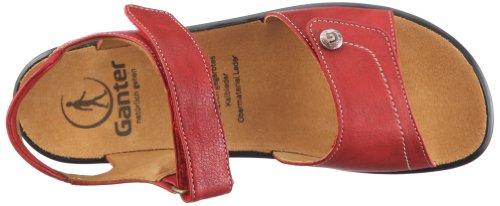 Ganter Sonnica 1-202851-4100, Sandali donna Rosso