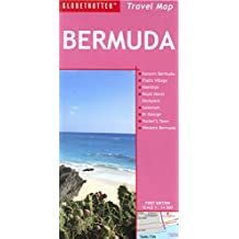 Bermuda Travel Map (Globetrotter Travel Maps)