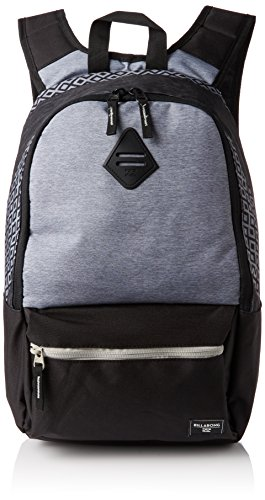 Billabong Atom-Mochila, gris (Grey Heather), talla única