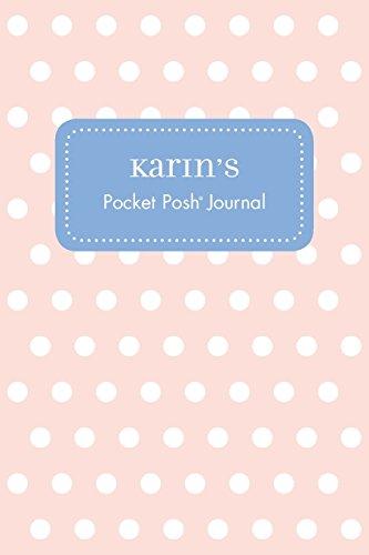 Karin's Pocket Posh Journal, Polka Dot