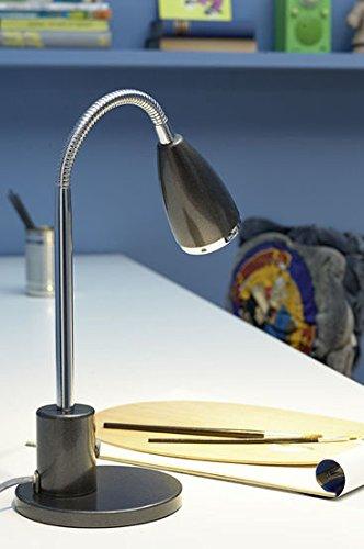 EGLO 92872 Schreibtischleuchte, Metall, GU10, weiß