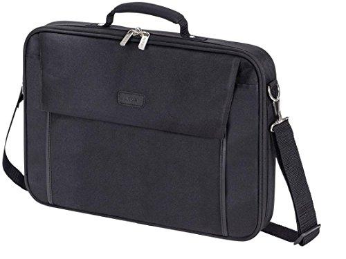 Dicota Base 16 Notebooktasche 43,9 cm (17,3 Zoll) mit Metalldrahtrahmen
