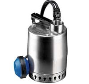 Pompe submersible KP monophasée/Debit maxi(m3/h): 11/ Modèle KP250 - 230V - Hmt :7,5 - flotteur : vertical /012H1900