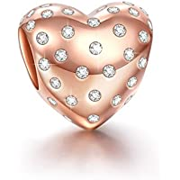 NinaQueen - Amore stellata - Charms Bead da donna argento sterling 925