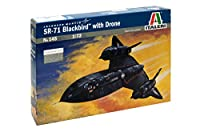 The Hobby Company Italeri 0145S – SR 71 Blackbird by Italeri