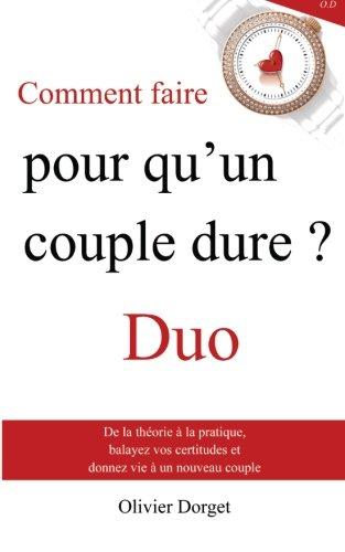 Duo par M. Olivier Dorget